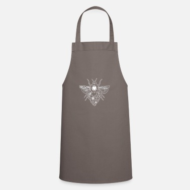 Bee manchester bee - Cooking Apron