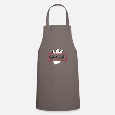Ghost Ghost Halloween ghost ghost - Cooking Apron
