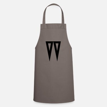 Clean W It Is W - Apron