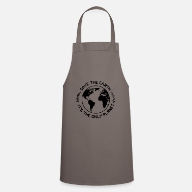 Protection Climate protection nature protection - Apron