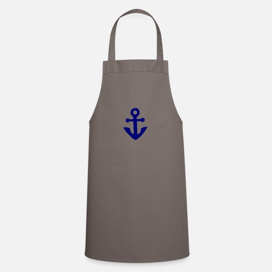 Container Aprons - anchor - Apron grey