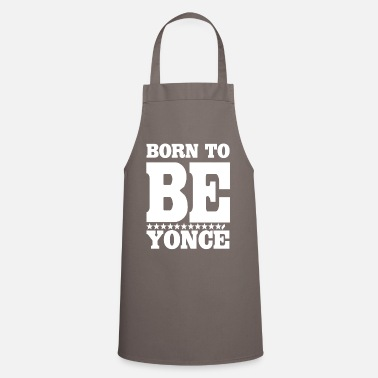Born In Born to - Cooking Apron