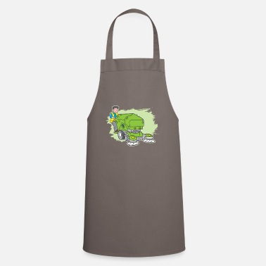 Clean What It Is Clean Machine Housekeeper Cleaner - Cooking Apron