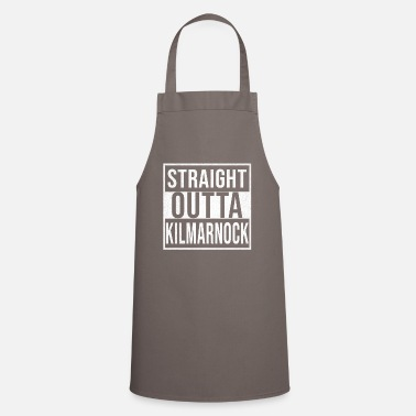 Scottish Straight Outta Kilmarnock - Apron