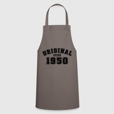 Original Since 1950's College Style - Cooking Apron