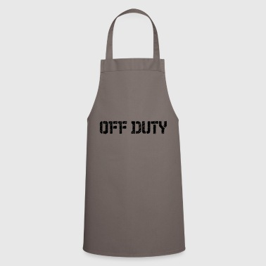 Off Duty - Cooking Apron