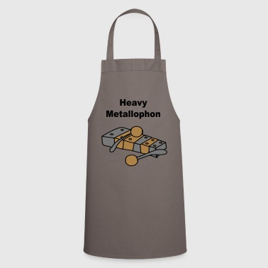 Heavy Metallophone - Cooking Apron