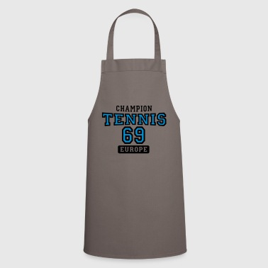 2541614 15794176 Tennis - Cooking Apron