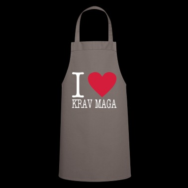 I love Krav Maga - Cooking Apron
