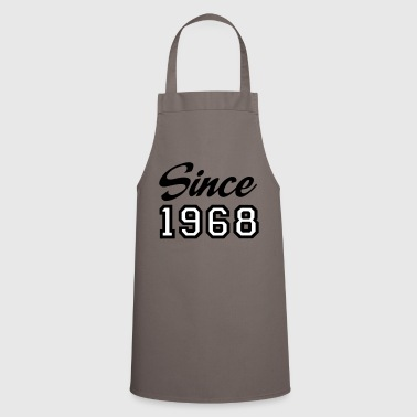 Since 1968 - Cooking Apron