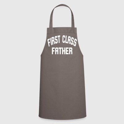 First Class Father - Cooking Apron