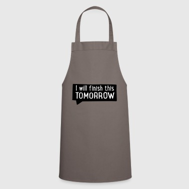 2541614 15771742 tomorrow - Cooking Apron
