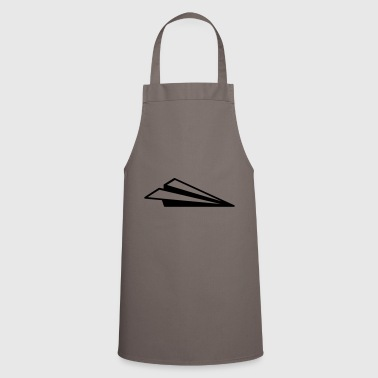 paper airplane - Cooking Apron