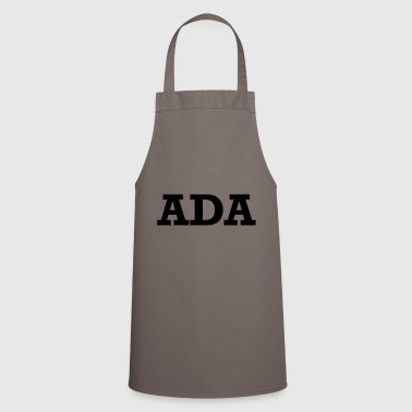 ada - Cooking Apron