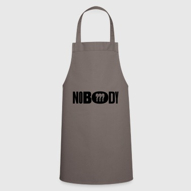 nobody - Cooking Apron