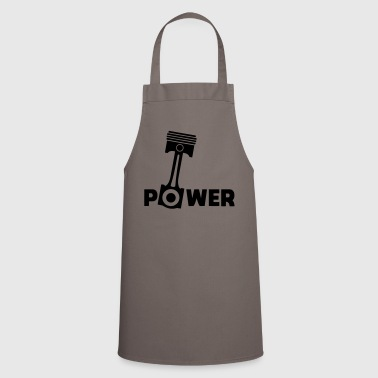 Piston power engine piston force - Cooking Apron
