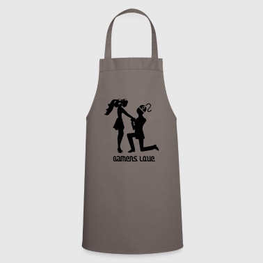 Gamers Love - Cooking Apron