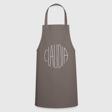 Claudia gift - Cooking Apron