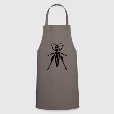 Insect - grasshopper - Cooking Apron