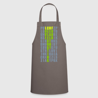LHF / Keto / Food / Health / Fitness / zdrowie - Cooking Apron