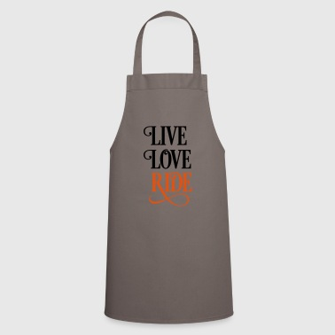2541614 15919821 liveloveride - Cooking Apron