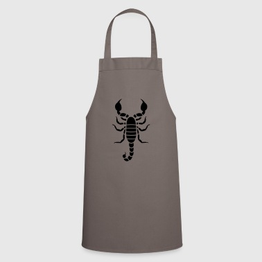 Insect - scorpion - Cooking Apron