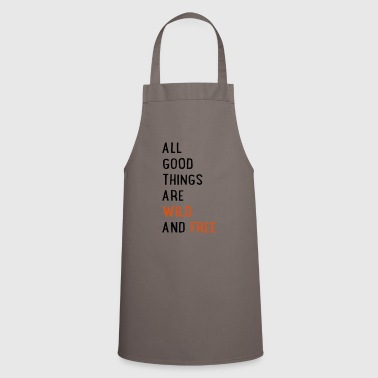 2541614 16000067 wild - Cooking Apron