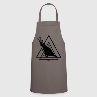 Parrot. - Cooking Apron