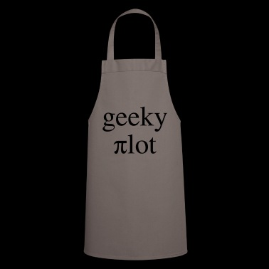 geeky pilot - Cooking Apron