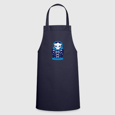 The dead Matryoshka - Cooking Apron