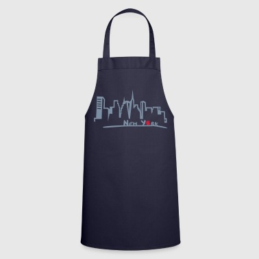 New York City  - Tablier de cuisine