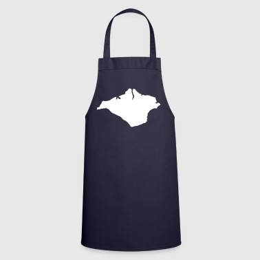 Isle of Wight UK County - Cooking Apron