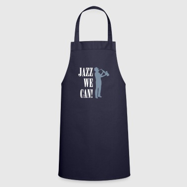 jazz_we_can_2c - Grembiule da cucina