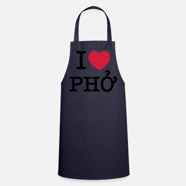 Pho I Heart (Love) Pho - Cooking Apron