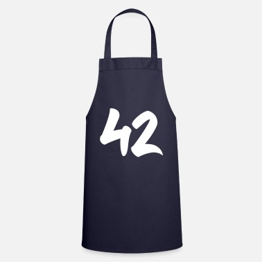 Hitchhiking 42 - The answer - Cooking Apron