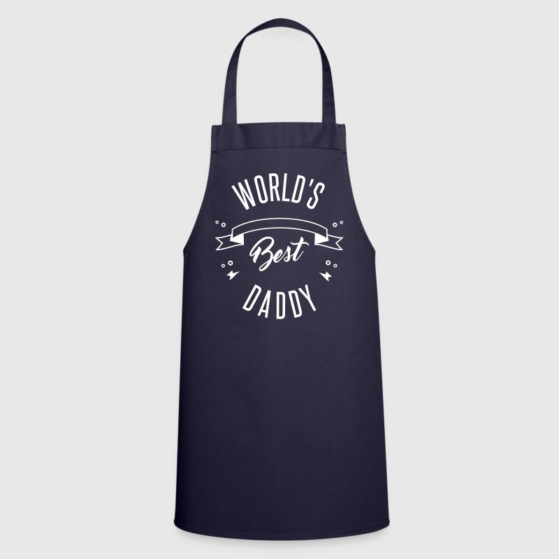 WORLD'S BEST DADDY - Cooking Apron