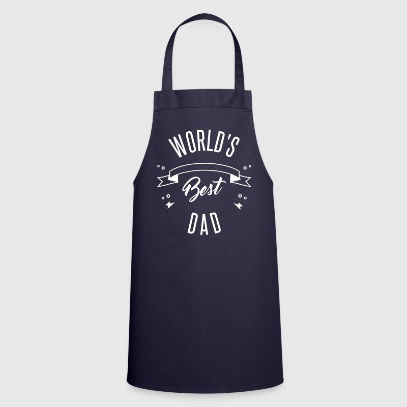 WORLD'S BEST DAD - Cooking Apron