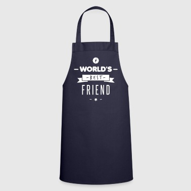 World's best friends - Cooking Apron