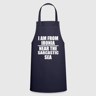 sarcastic sea - Cooking Apron