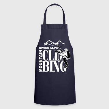Climbing - Cooking Apron