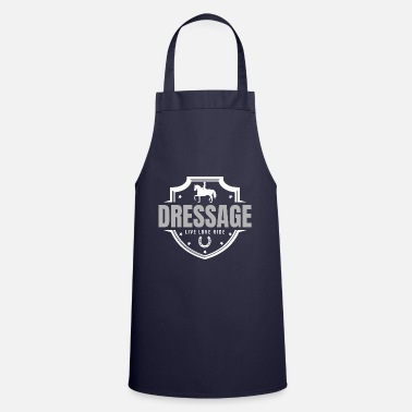 Show Jumping DRESSAGE LIVE LOVE RIDE HORSES - Apron