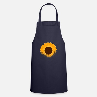 Sun Flower Sunflower gift flower sun - Cooking Apron