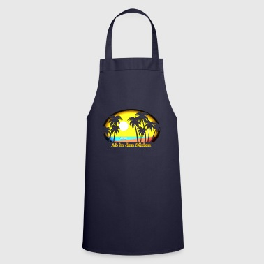 Off to the south - Cooking Apron