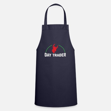 Tradition Day Trader Chemise de stock Trader - Tablier
