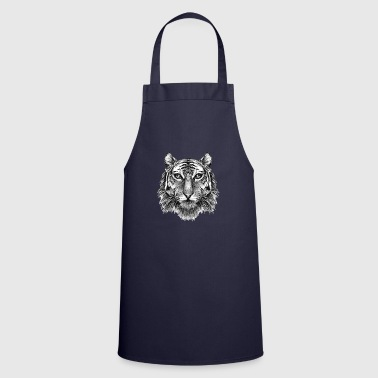 Grey Tiger - Cooking Apron