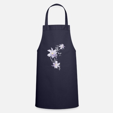 Lilac Lilac tulips - Cooking Apron