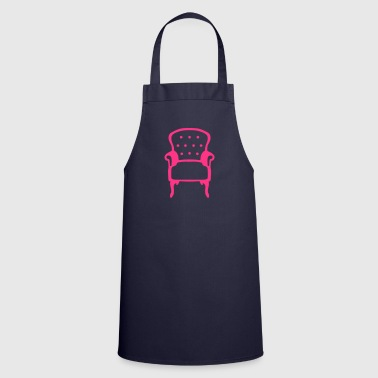 Chic old armchair 2509 - Cooking Apron