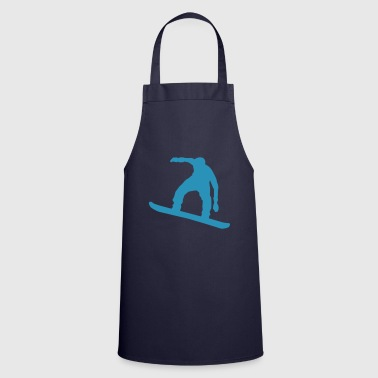 snowboarder - Cooking Apron