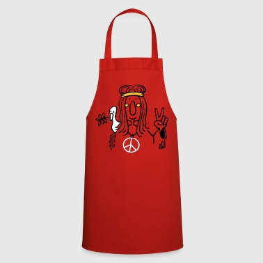 Hippie - Cooking Apron