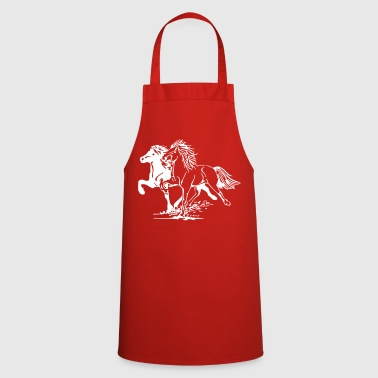 Horse Picture - Cooking Apron